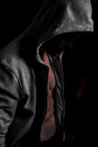 تاثیر چرخ شکم یر عضلات مرکزی