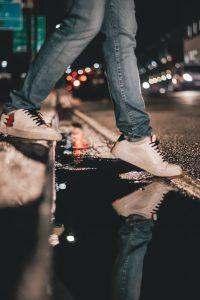 کفش ماسب پیاده روی
