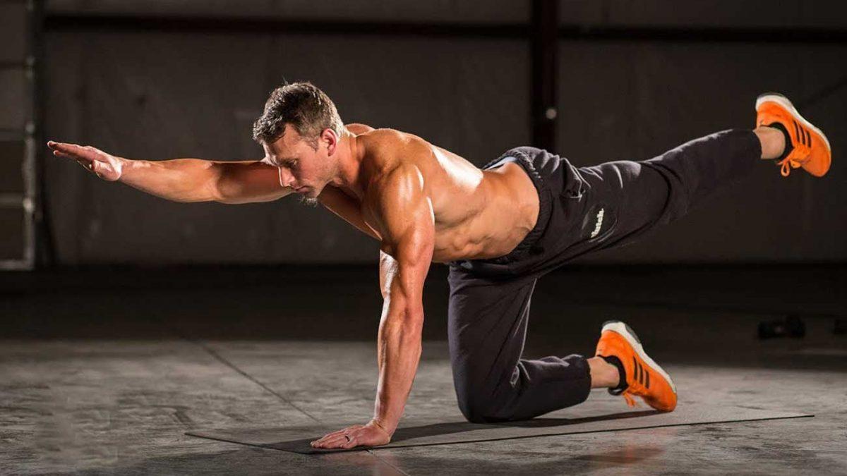 راه حلهای تقویت عضلات مرکزی ضعیف