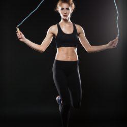 تمرین با طناب